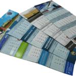 Дизайн макет календарей
