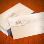 Изготовление визитных карточек