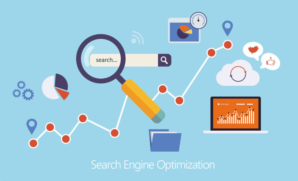 Вывод в топ поисковых систем